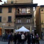 Wine, Dine & Shine Podere Sapaio Dinner at Osteria Teatro
