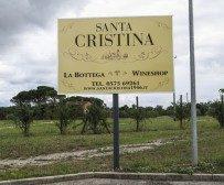 A visit to Antinori's Santa Cristina!
