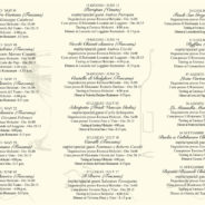 Wine, Dine & Shine Cortona 2014 Schedule!