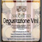 Menu for Wine, Shine & Dine 10/10/13 featuring Salcheto at Locanda Locanda nel Loggiato!